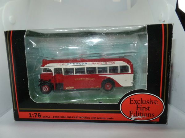 EFE 18407 Leyland Tiger TS8 Bus Yorkshire Traction Barnsley Cremona Toffee MIB